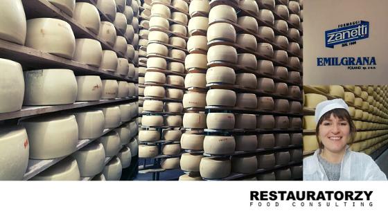 Odwiedziliśmy producenta serów Emilgrana